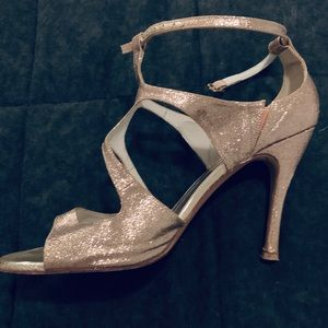 Sparkly Stuart Weitzman Shoes